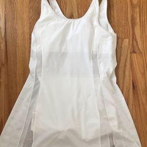 Nike Tennis Dress with mesh panels- Maria S dress